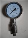 耐高溫壓力表,不銹鋼壓力表