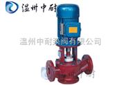 SL型玻璃鋼化工管道泵