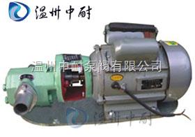 WCB型手提式齒輪泵