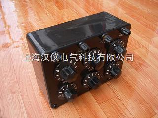 优质ZX35旋转式电阻箱尽在汉仪