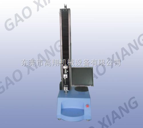 供应GX-LL-DN500电脑式单柱拉力机