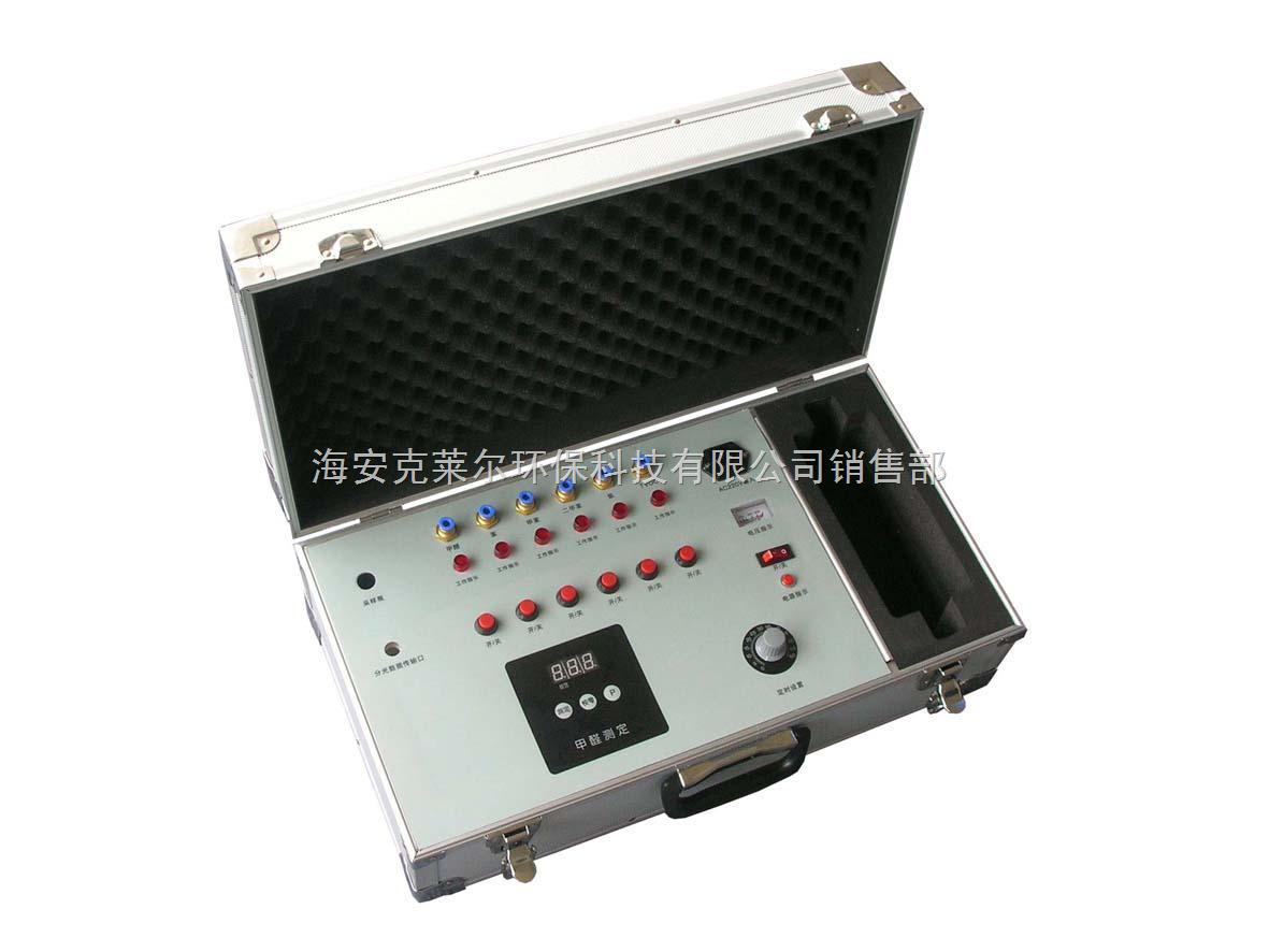NTC-3-深圳車內空氣檢測儀|八合一甲醛檢測儀|甲醛檢測治理儀器