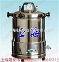 手提式高压灭菌器,上海手提式高压灭菌器(18L煤电两用防干烧)