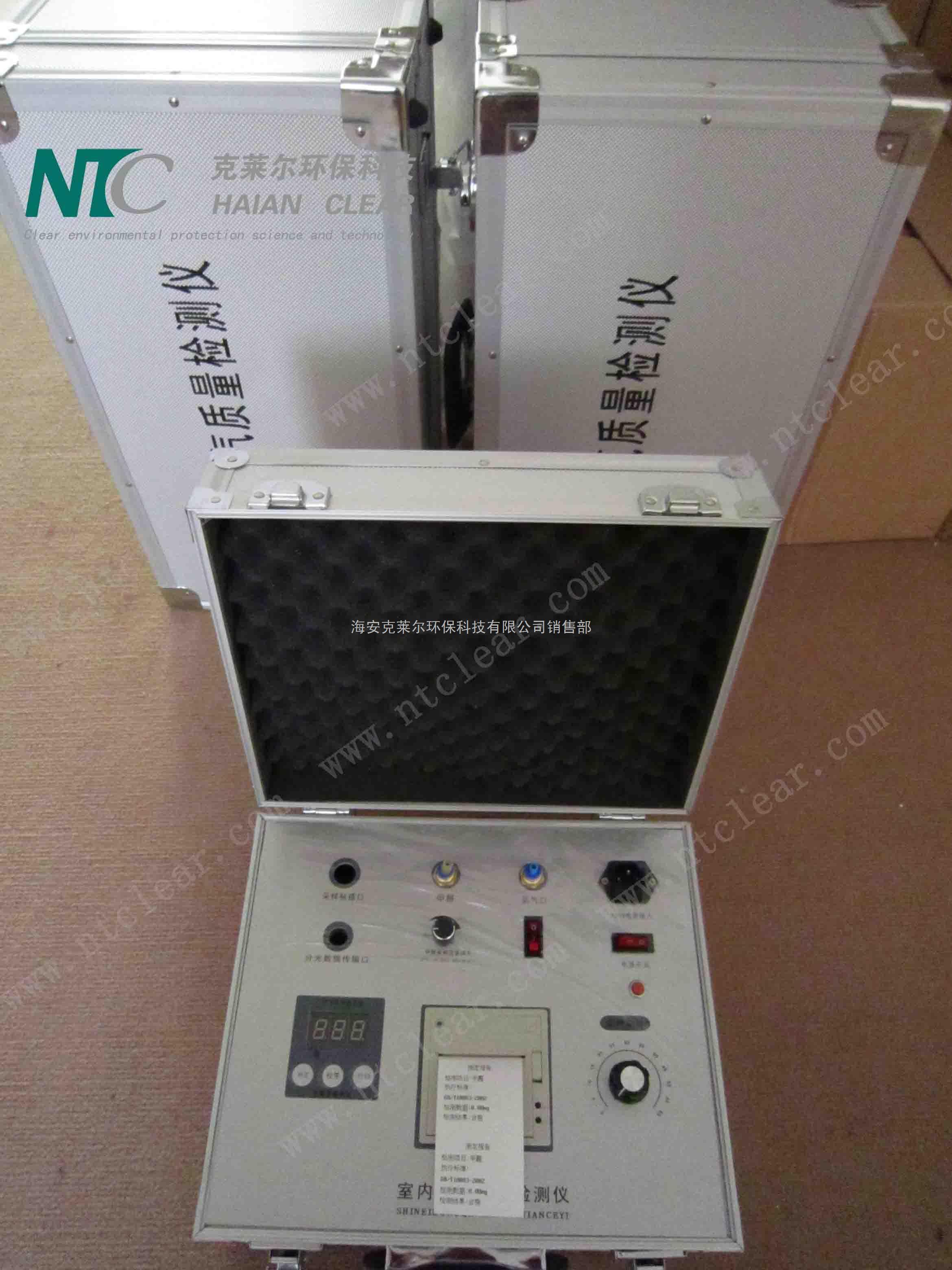 NTC-1-昆明厦门八合一甲醛检测仪哪里有卖/甲醛检测仪结果准确吗