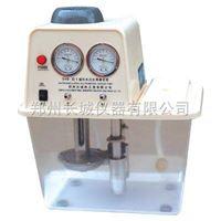 鄭州長城循環水真空泵 真空泵 透明水槽  不銹鋼真空泵