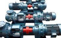 高粘度齿轮泵,无锡丰庭高粘度泵质量可靠