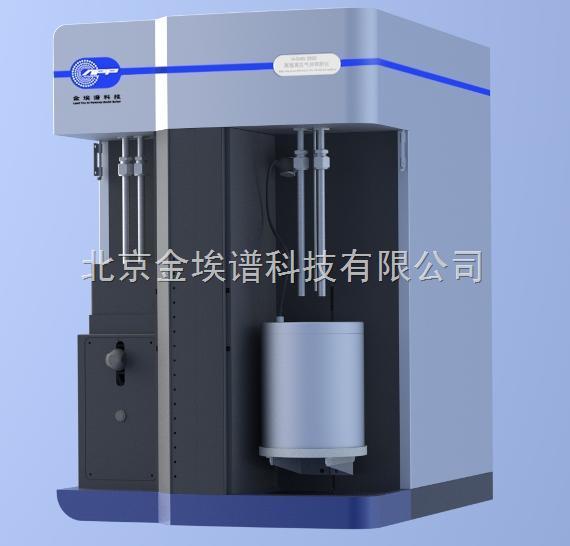 高壓容量法氣體吸附儀