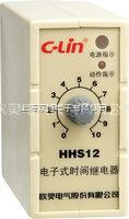 HHS12G(JSF-H)-HHS12G(JSF-H)电子式时间继电器