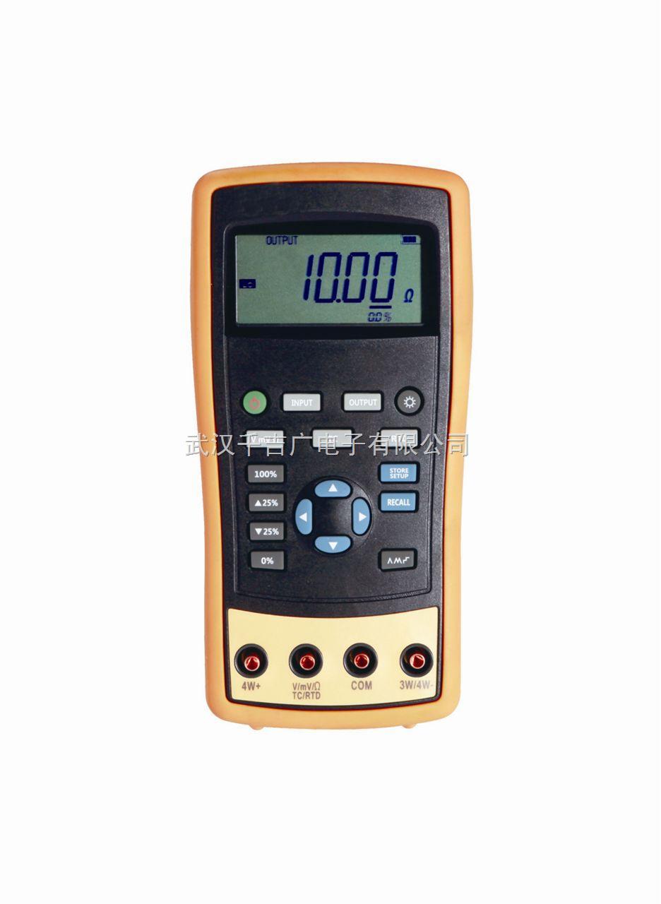 ETX-2012/ETX-1812-供应武汉高智能热电阻校验仪价格