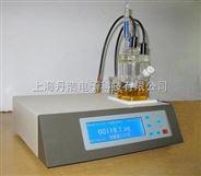 卡尔费休水分仪溶液水分测量仪化工液体水分测量仪