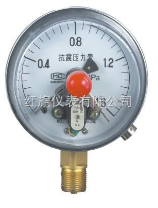 YXCH/YXCHK-YXCH型磁簧式YXCHK型抗震磁簧式電接點壓力表