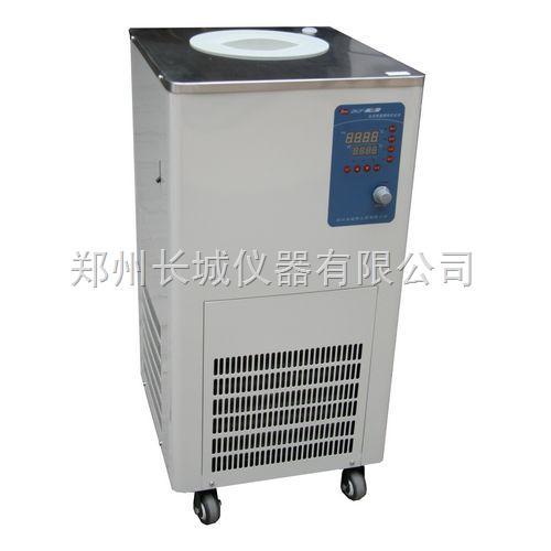 郑州长城DHJF-4005低温恒温搅拌反应浴