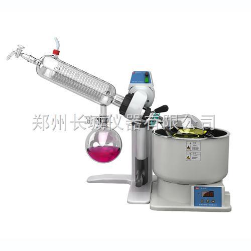 R-1001-L-实验室斜式薄膜旋转蒸发仪 0.5~2L旋转瓶