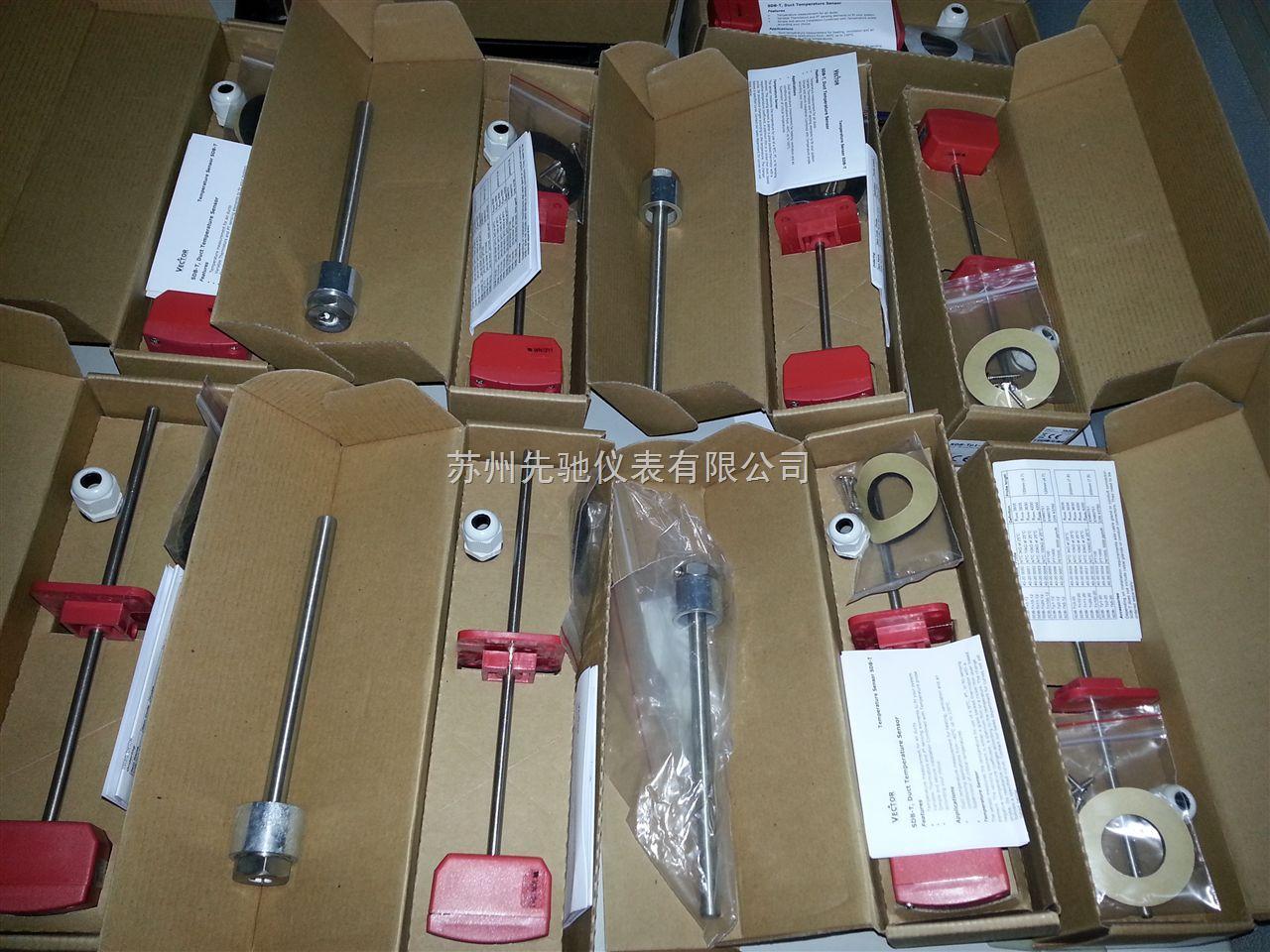 VECTOR SDB-T风管温度传感器,SDB-TN10,SDB-TP1,SDB-TP2
