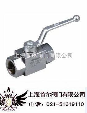 高压球芯截止阀-厂家-上海首尔阀门有限公司