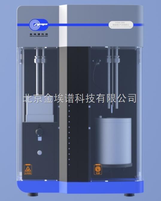 高温高压岩心气体吸附测试装置