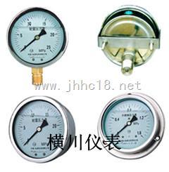 耐震压力表,耐震压力表厂家