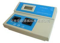 HAD-DZ-Y-便携式多功能六参数泳池水质检测仪/泳池水质测定仪/游泳池水质分析仪