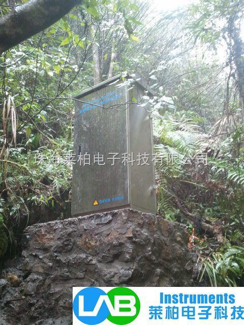 水質無線自動監測系統案例