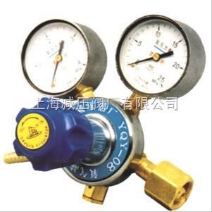 上海不銹鋼氧氣專用減壓閥