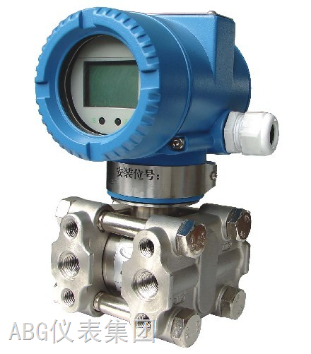 ABG-智能负压差压变送器