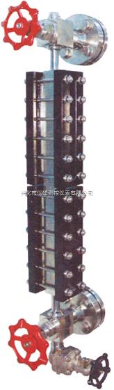 供应 【UHS-V型高压玻璃板液位计】