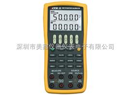 VICTOR胜利温度校验仪 VC15+  信号源过程校验仪