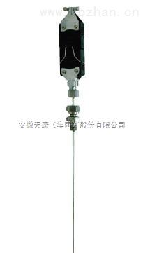 扁接插式铠装热电阻