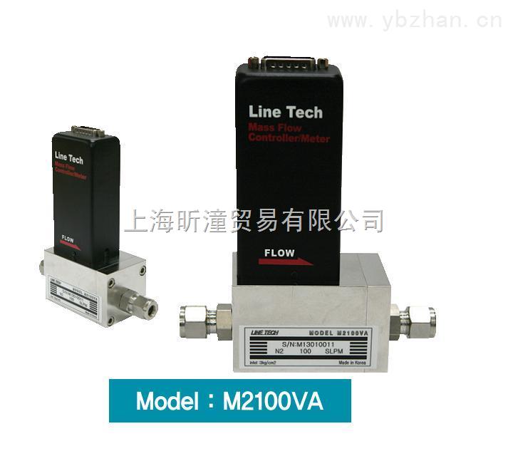 M2100V 气体质量流量计 /30~100SLPM韩国莱因泰可