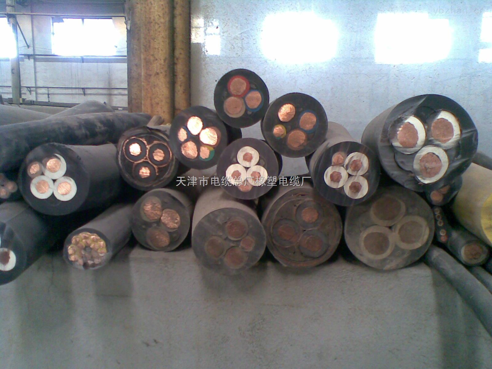 (YC电缆,YCW电缆)国标yc重型橡套软电缆3*25+2*10mm2