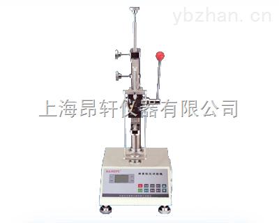 上海500N弹簧拉压试验机、弹簧扭转力试验仪品牌