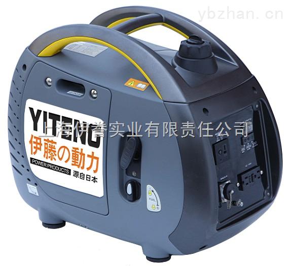 2KW便携式汽油发电机 YT2000TM
