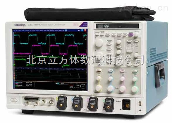 供应泰克DSA70804数字混合信号示波器