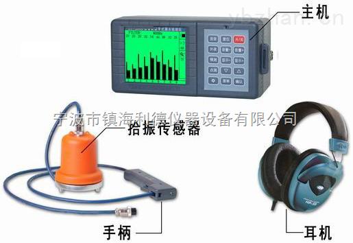 专业智能型地下管道漏水检测仪LD-5800