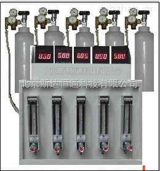 JZC-Ⅱ催化燃烧甲烷测定器检定配套装置