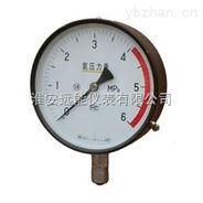 YA-60氨用压力表-0.1~0MPa