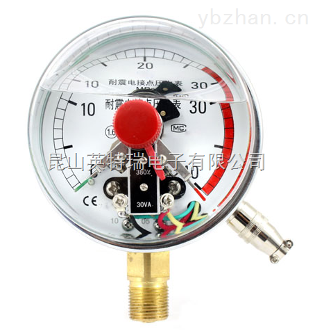 YNXC-60-電接點遠傳壓力表