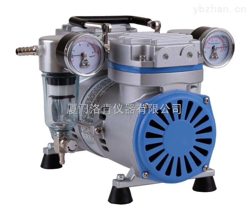 台湾洛科Rocker430无油正负压俩用泵 正压泵 负压泵 实验室用真空泵
