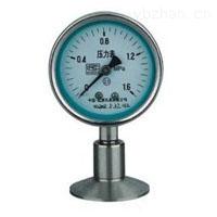 衛生型隔膜壓力表Y-60BFZ/Z/MC,上還自動化儀表四廠