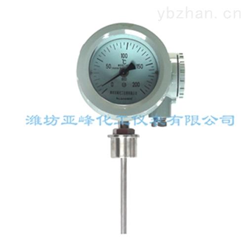 工業防爆電接點雙金屬溫度計生產廠家