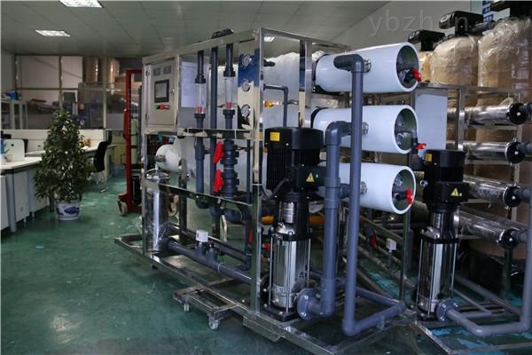 全自動-鎮江食品廠用水設備