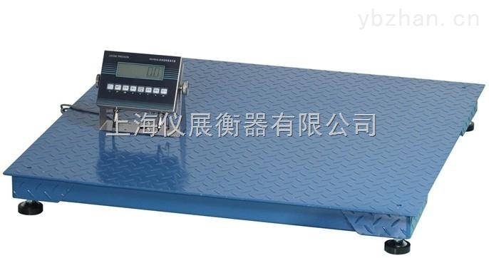 1噸XK3190-A12E電子地磅(上海耀華)