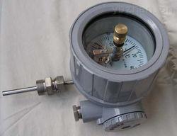 防爆电接点双金属温度计WSSX-483B