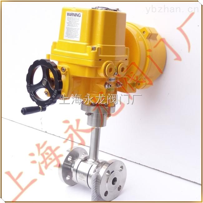 LNG低温阀门 低温电动球阀(电动低温球阀)