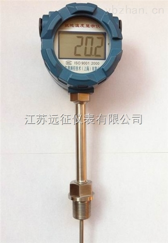 就地温度显示仪