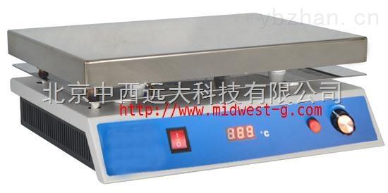 庫號:M322460-不銹鋼電熱板/微控數顯電熱板