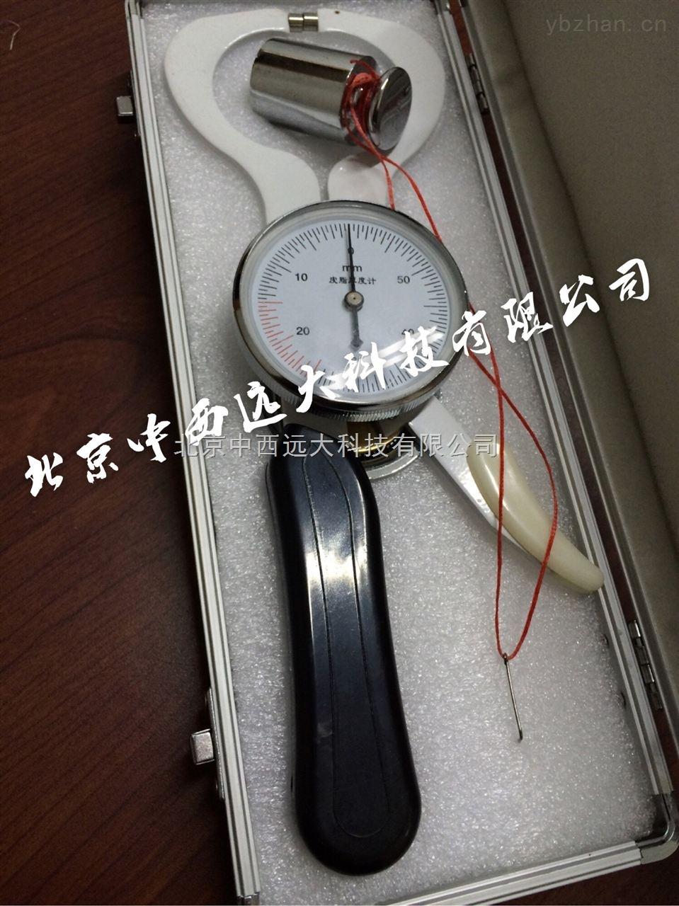 库号:M380980-皮褶厚度计/皮脂厚度
