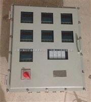 壁挂式防爆仪表箱/钢板焊接防爆仪表箱