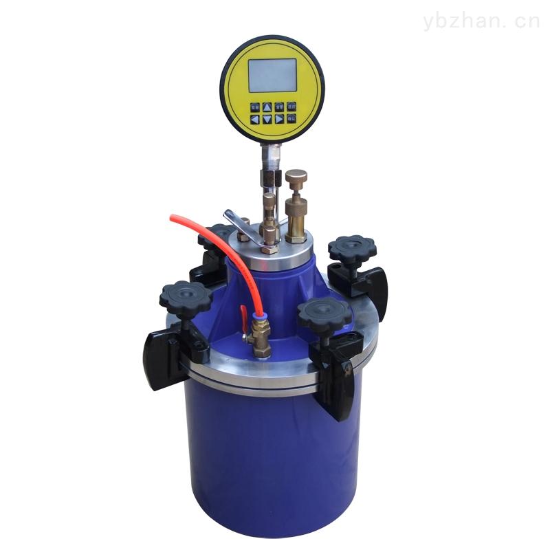 CA-6数显混凝土含气量测定仪_混凝土含气量试验视频_数显含气量制造商