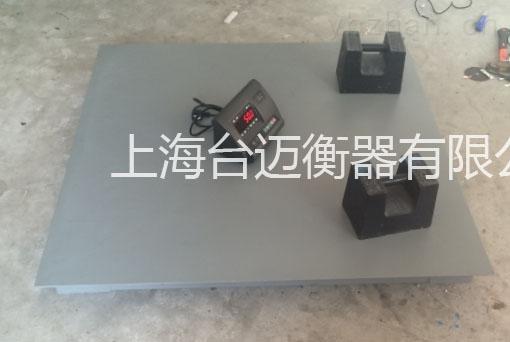 上海3吨地磅厂家